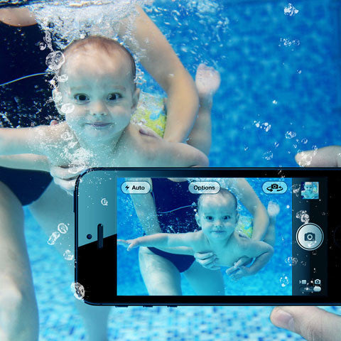 Buy iOttie Waterproof Skin for iPhone 5 and other gifts online - The Fowndry