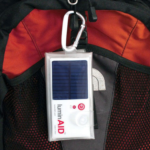 Buy LuminAID Solar-Power Inflatable Light and other gifts online - The Fowndry