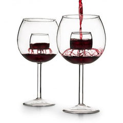 The Legacy Aerating Wine Glass - Set of Two