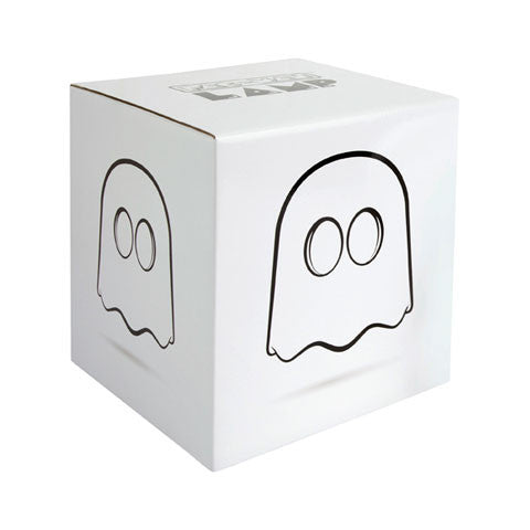 Buy Pac-Man Ghost Lamp and other gifts online - The Fowndry