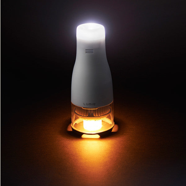 Buy Lumir - Candle Powered LED Mood Lamp and other gifts online - The Fowndry