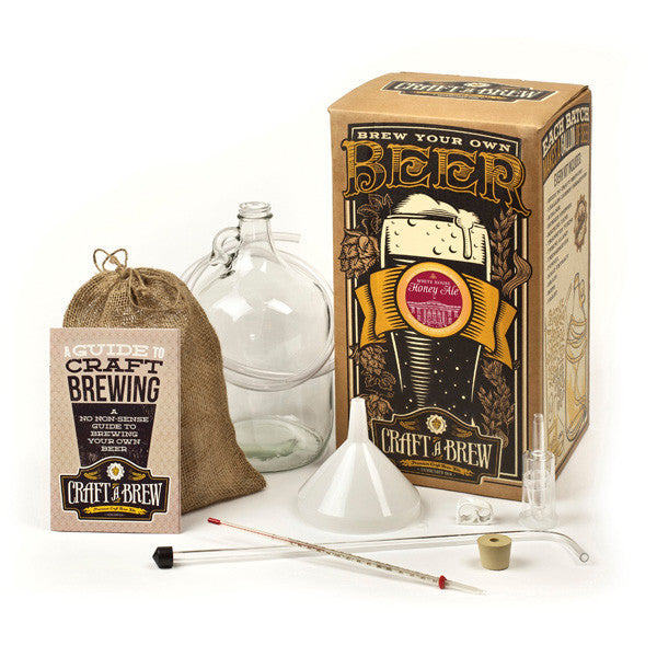 Buy Craft A Brew Beer Making Kits and other gifts online - The Fowndry