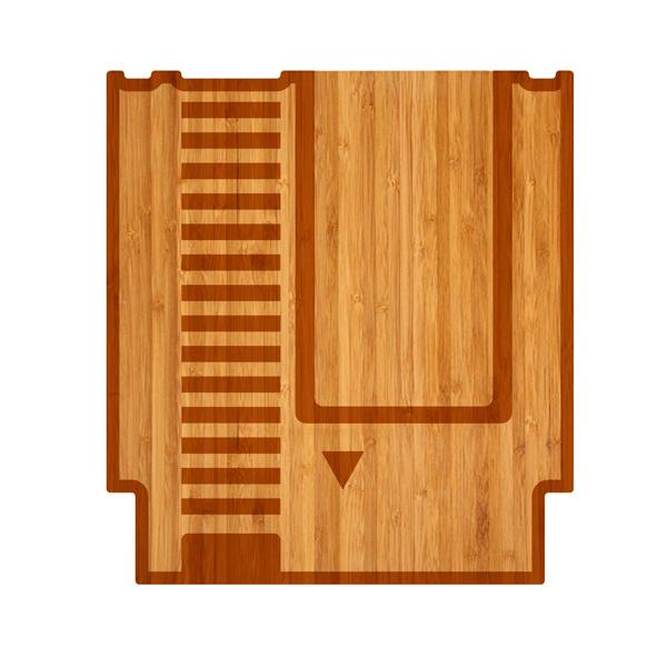 Buy 8 Bit Chopping Boards and other gifts online - The Fowndry