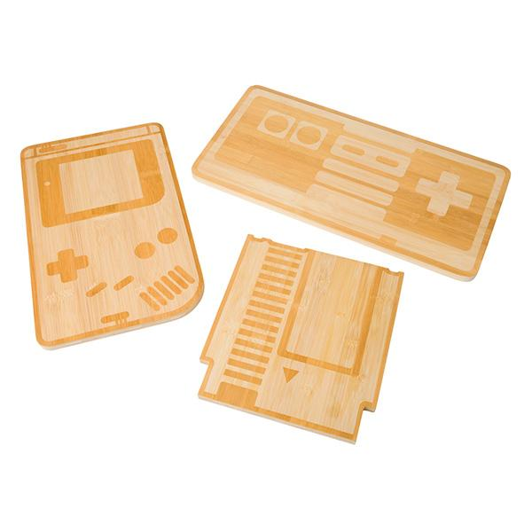 8 Bit Chopping Boards