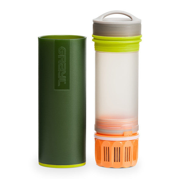 Buy Grayl Ultralight Water Purifier and other gifts online - The Fowndry