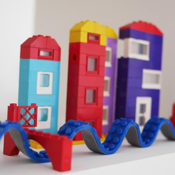 Mayka Toy Block Reusable Tape - 2M 2 Stud | Buy cool, unique ...