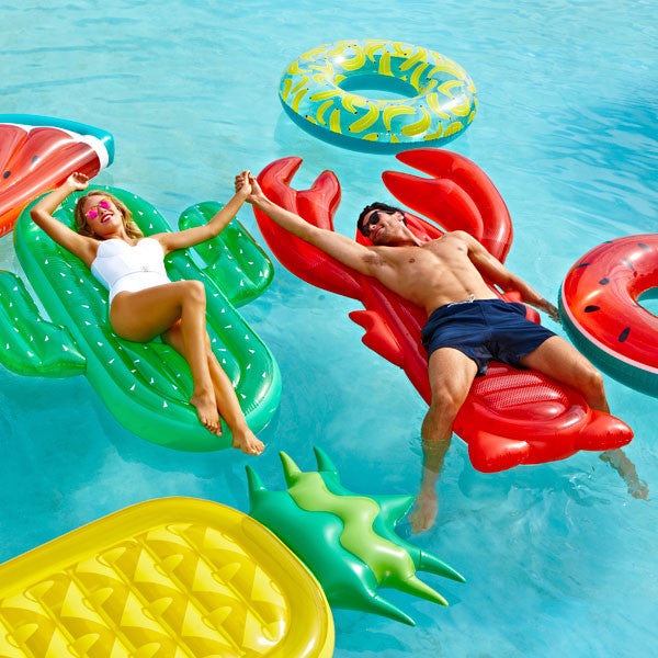 Buy Sunnylife Luxe Lie-On Floats and other gifts online - The Fowndry