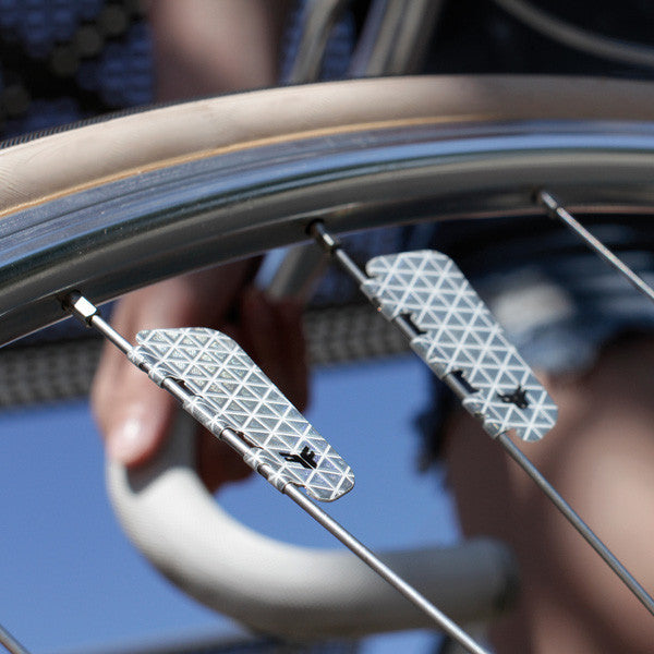 Buy FLECTR Bike Wheel Reflectors and other gifts online - The Fowndry