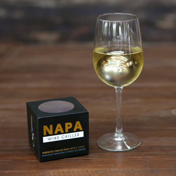 Buy NAPA Wine Chiller and other gifts online - The Fowndry