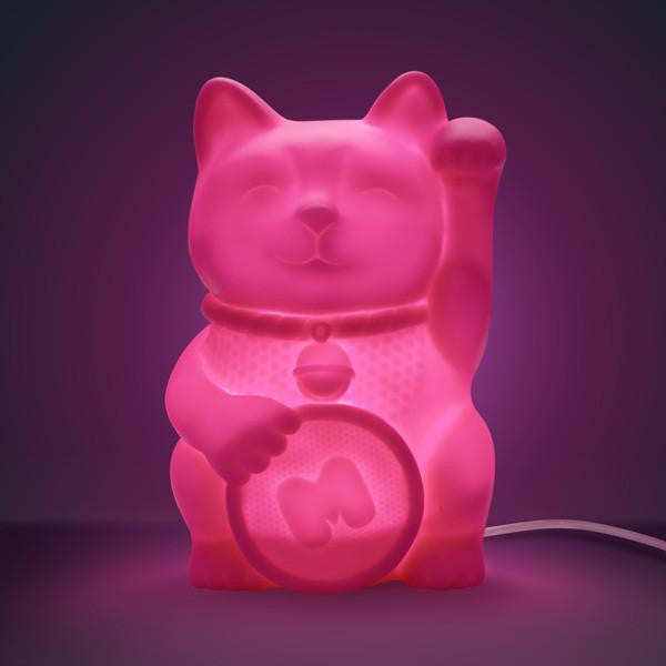 Buy Lucky Cat Light and other gifts online - The Fowndry
