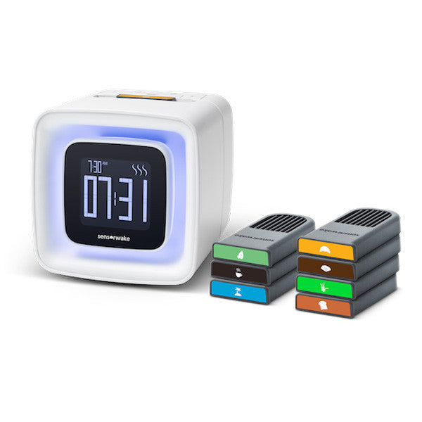 Buy SensorWake Olfactory Alarm Clock and other gifts online - The Fowndry