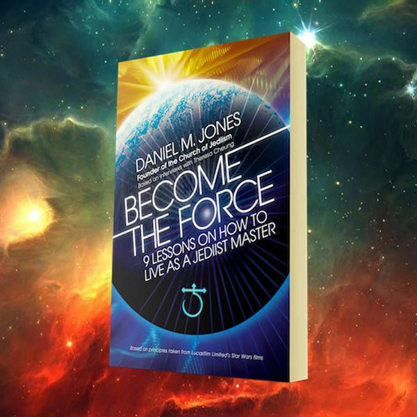 Buy Become The Force - 'The Jedi Bible' and other gifts online - The Fowndry
