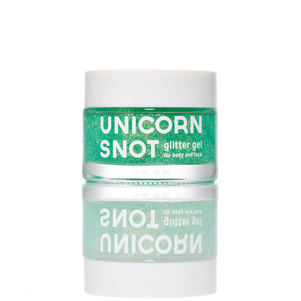 Unicorn Snot Glitter Gel - single pot, blue version