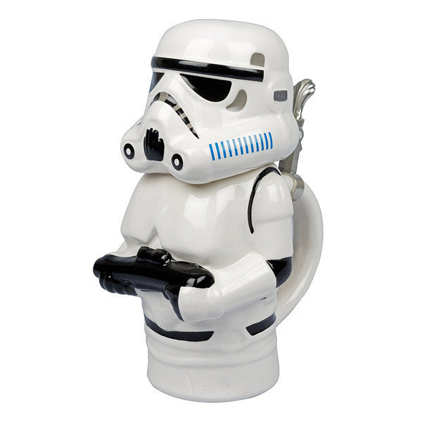 Star Wars Lidded Collector's Steins - Stormtrooper