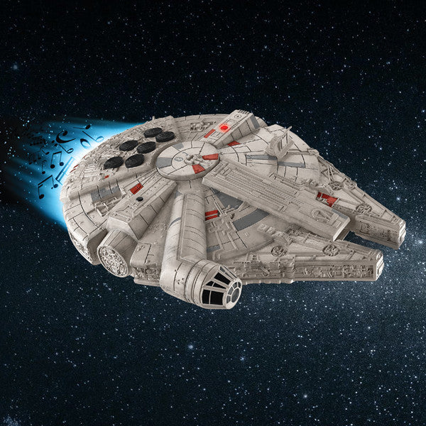 Star Wars Millennium Falcon Portable Bluetooth Speaker - Buy at The Fowndry