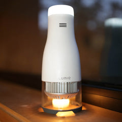 Lumir - Candle Powered LED Mood Lamp
