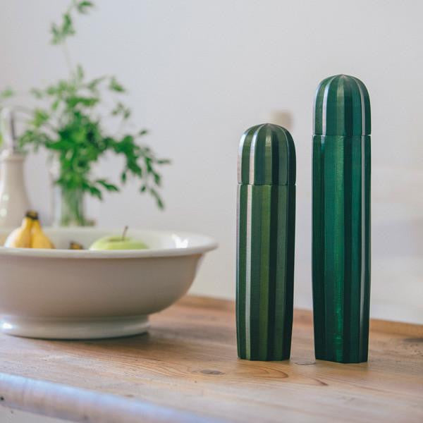 Cacti Salt and Pepper Mills