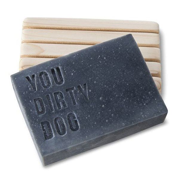 Buy 'You Dirty Dog' Soap and other gifts online - The Fowndry