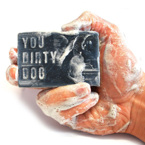 You Dirty Dog Soap - Only £7.99 | Buy at The Fowndry