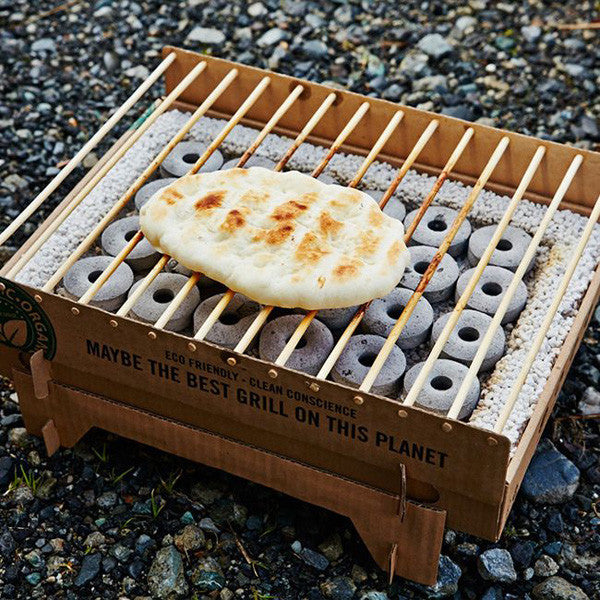 Buy CasusGrill - The Biodegradable Instant BBQ and other gifts online - The Fowndry