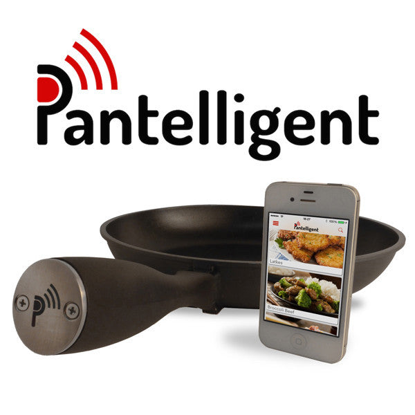 Buy Pantelligent Smart Frying Pan and other gifts online - The Fowndry