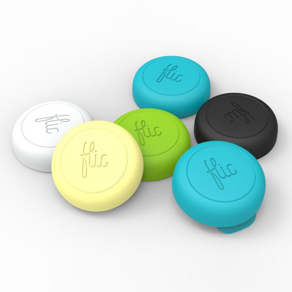 Buy Flic Wireless Smart Button and other gifts online - The Fowndry