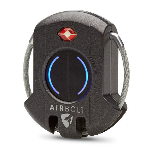 Buy AirBolt Smart Travel Lock and other gifts online - The Fowndry