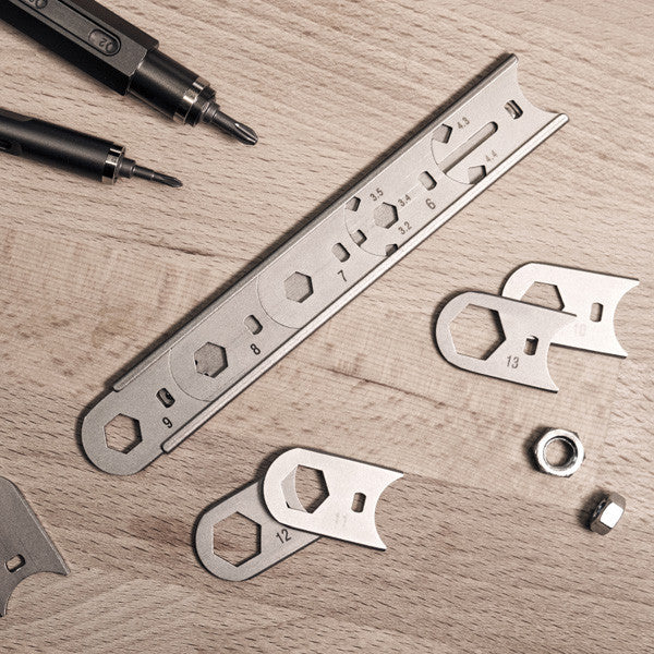 WRENCHit Pop-A-Point Spanner Set