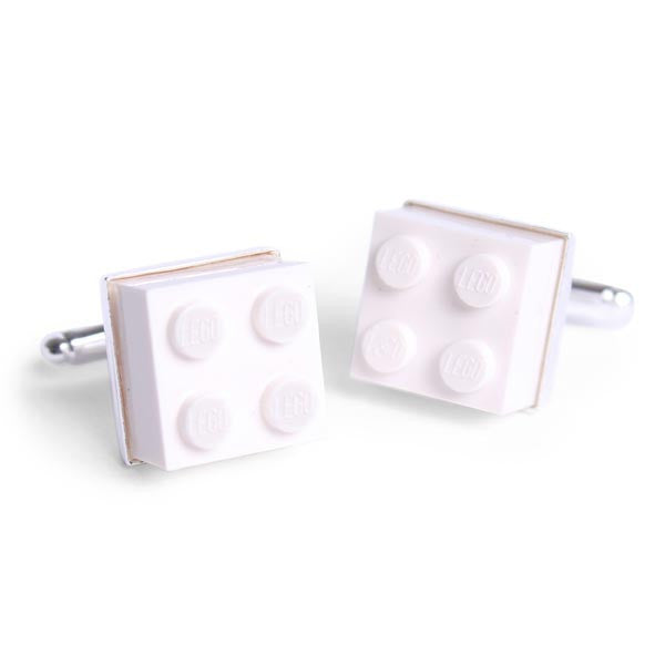 Buy LEGO® Brick Cufflinks and other gifts online - The Fowndry