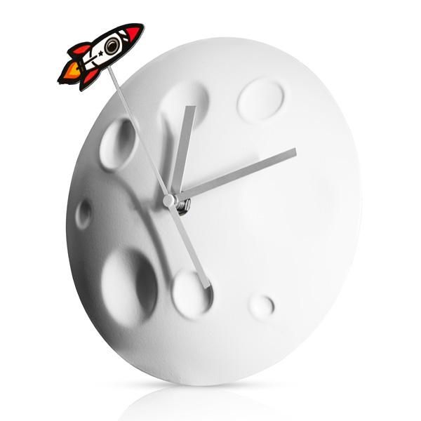 Buy Rocket Moon Clock and other gifts online - The Fowndry