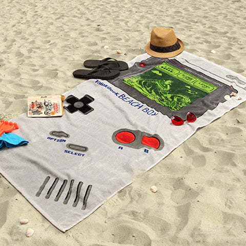Buy The Beach Boy Towel and other gifts online - The Fowndry