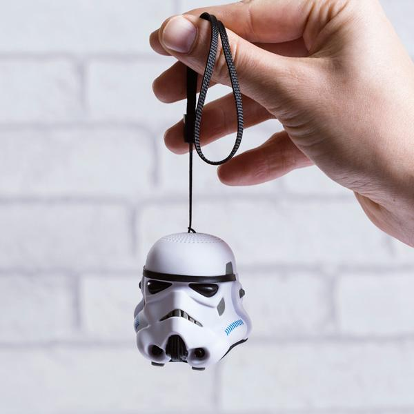 Buy The Original Stormtrooper Mini Speaker - BOGOF Deal and other gifts online - The Fowndry