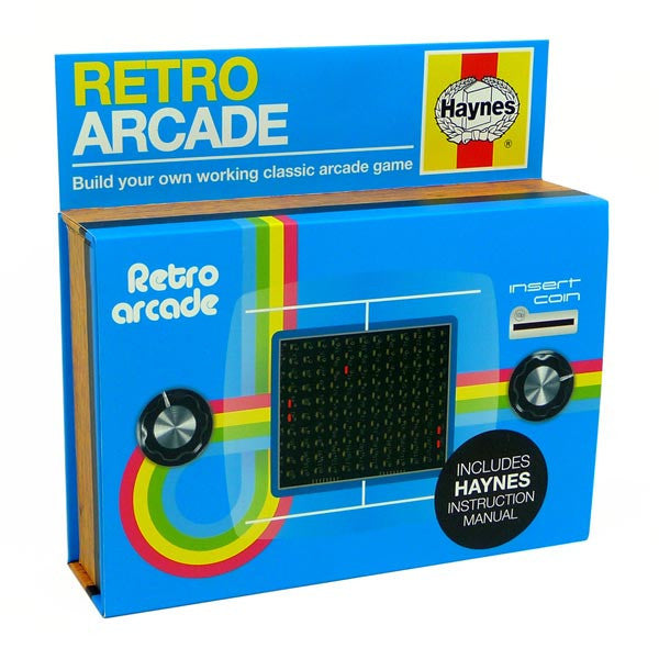 Buy Retro Arcade Game Kit and other gifts online - The Fowndry