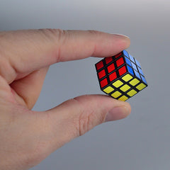 The World's Smallest Rubik's Cube