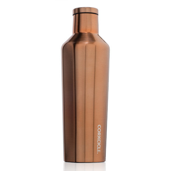 Copper Canteen Flask 16oz version