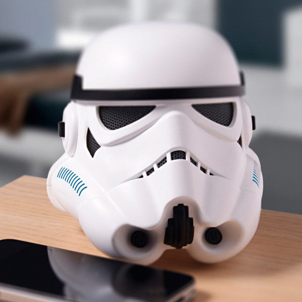 Buy Star Wars Stormtrooper Bluetooth Speaker and other gifts online - The Fowndry