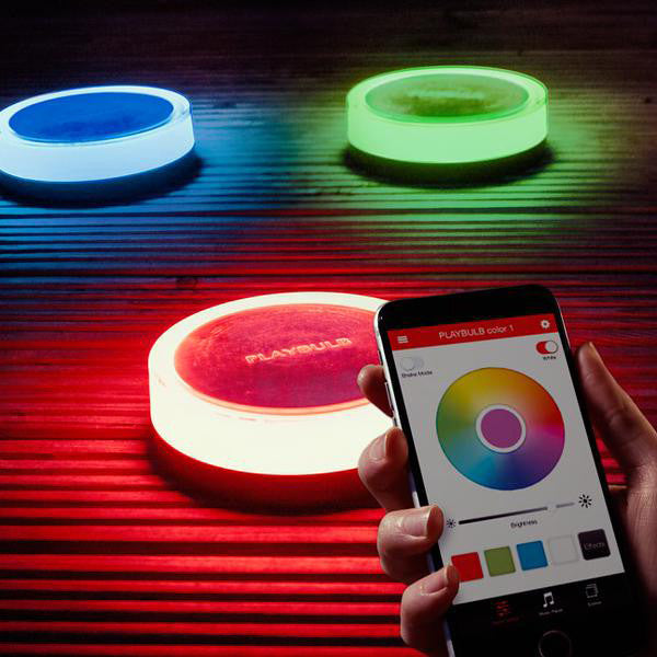 Buy MiPow Playbulb Garden Bluetooth LED Light and other gifts online - The Fowndry