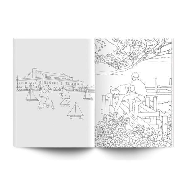 Buy Mindless Violence Colouring Book and other gifts online - The Fowndry