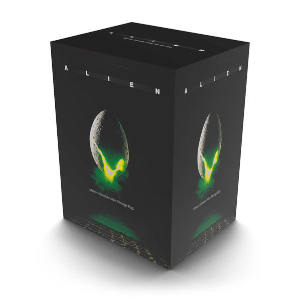 Buy Motion Activated Alien Storage Egg and other gifts online - The Fowndry