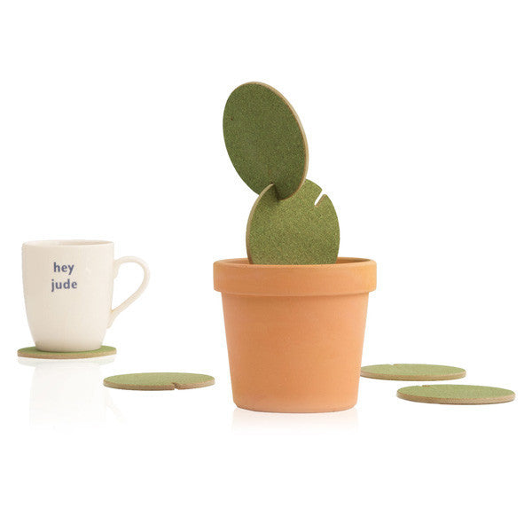 Buy Cactus Coasters Construction Set and other gifts online - The Fowndry