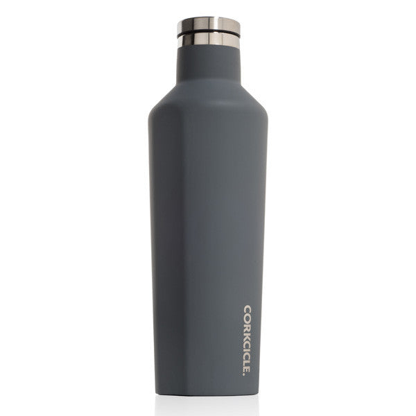 Graphite Canteen Flask 16oz version
