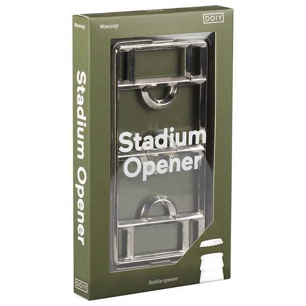 Buy Stadium Bottle Opener and other gifts online - The Fowndry