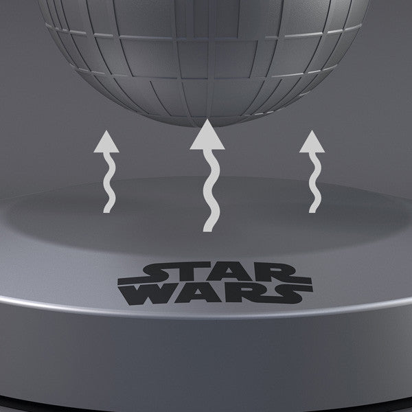Buy Official Star Wars® Death Star Levitating Speaker and other gifts online - The Fowndry