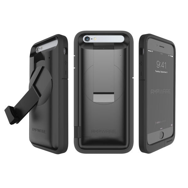 Buy AMPWare Power Generating iPhone Case and other gifts online - The Fowndry