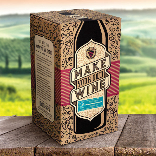 Craft A Brew Wine Making Kits
