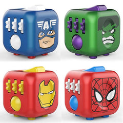 The Original MARVEL Fidget Cube