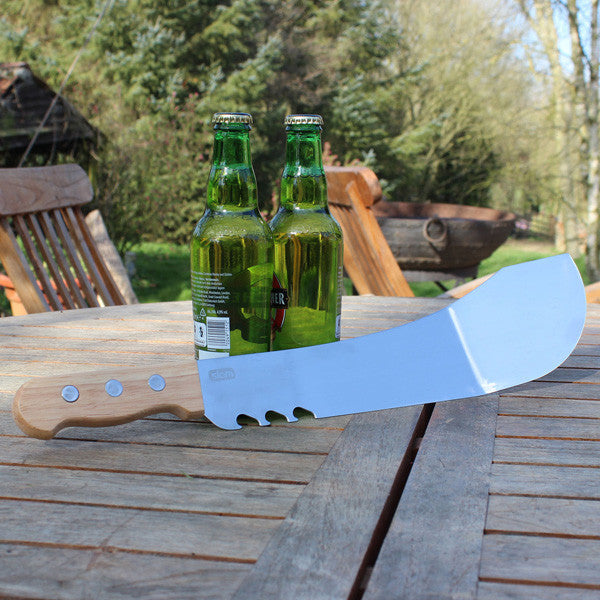 The BBQ Machete Spatula - Buy at The Fowndry