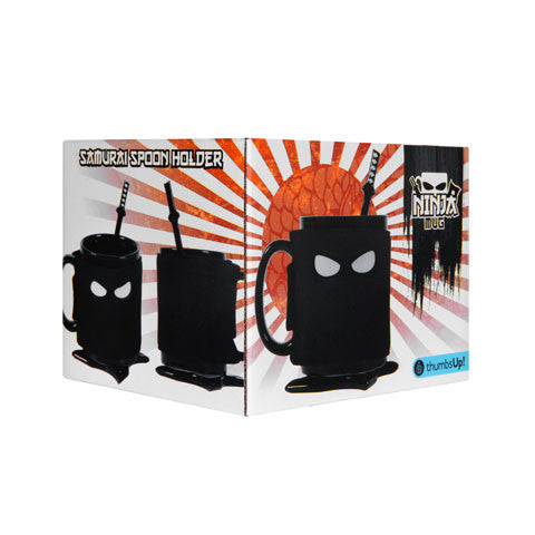 Buy Ceramic Ninja Mug and other gifts online - The Fowndry