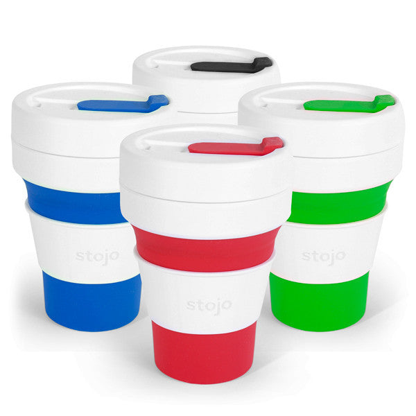 Buy Stojo Collapsible Cup and other gifts online - The Fowndry