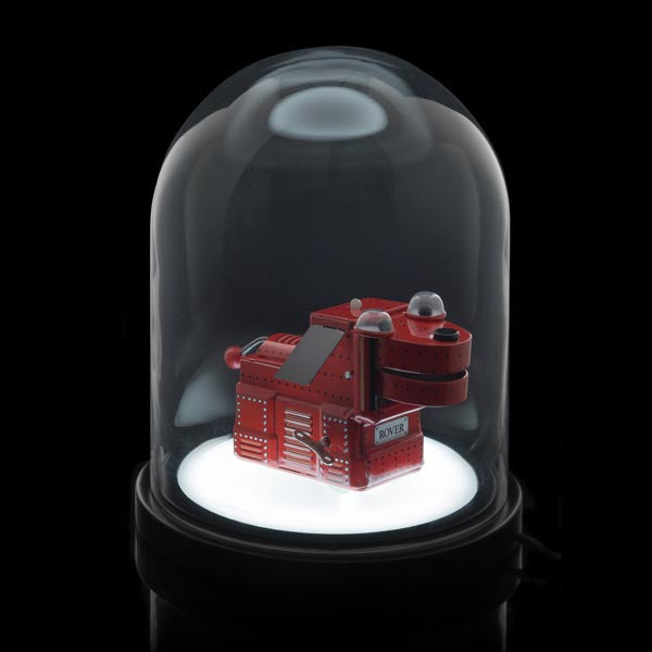 Buy Bell Jar Lamp and other gifts online - The Fowndry